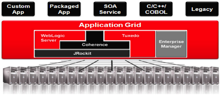Oracle Application Grid
